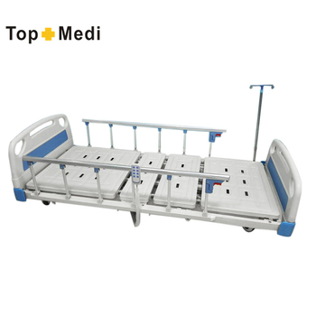 Hospital furniture and equipment 3 functions Medical Electric hospital tilt bed for sale