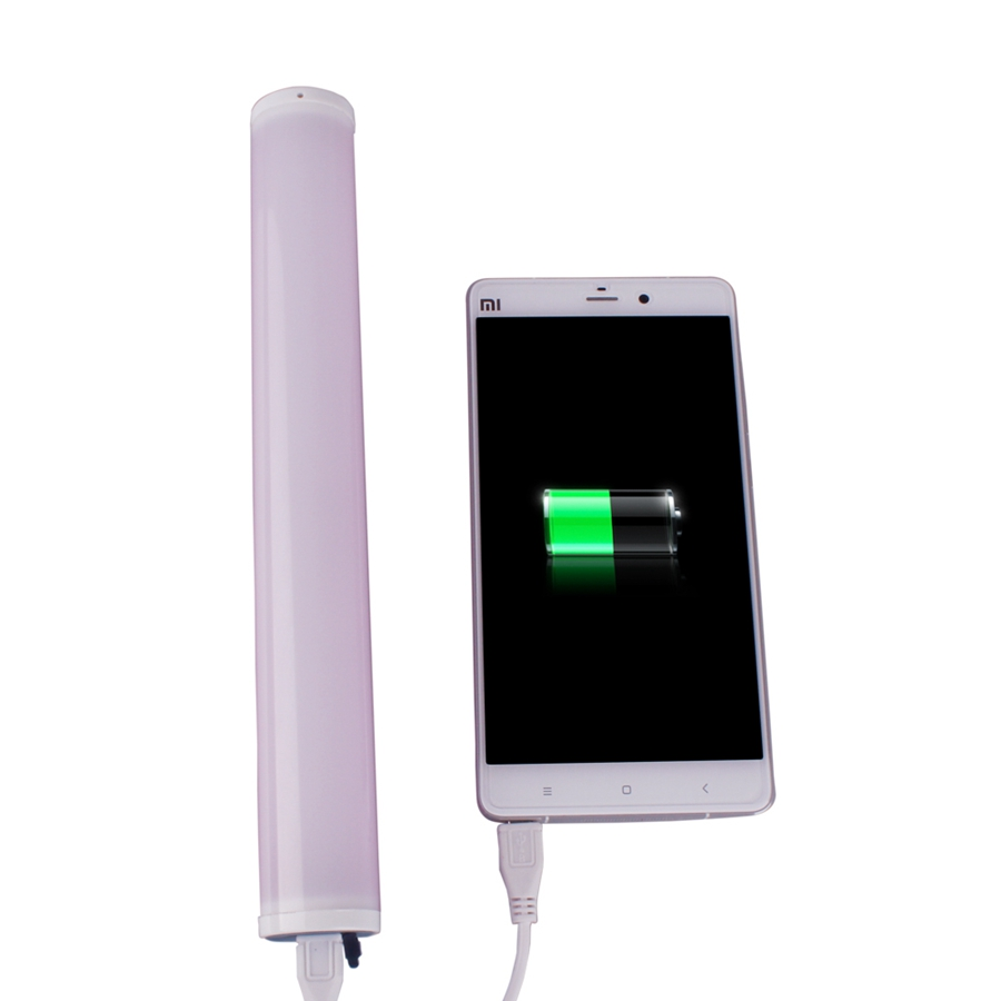 Beautiful Design 2W Rechargeable LED <strong>Light</strong>,Praticial Design LED <strong>Light</strong> with Power Bank