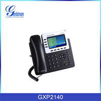 Cheap Grandstream VoIP phone Wifi SIP phone GXP2140