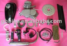 bicycle two stroke four stroke gasoline engine kit 50cc/60cc/80cc gas motor engine bike