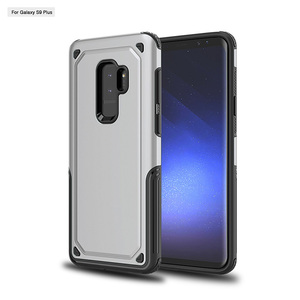 New Arrival Tpu Pc Dual Layer Scratch Resistance Anti Shock Special Phone Case For Samsung S9 S9 Plus 2019