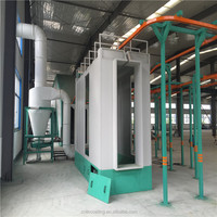Metal Furniture Coating Line, Construction Machinery Liquid Painting Line
