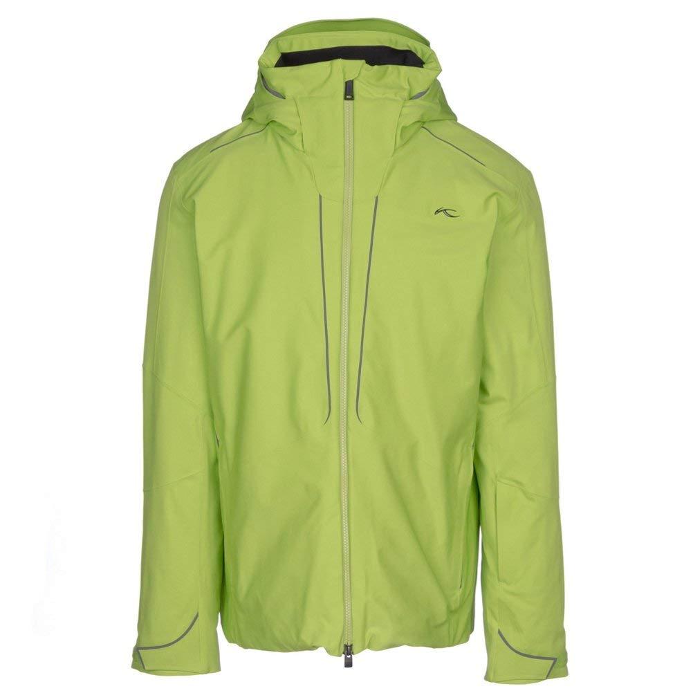 Buy Kjus Mens Santorini Golf Jacket Pockets Insulated Sports Full ... 8277b3d55