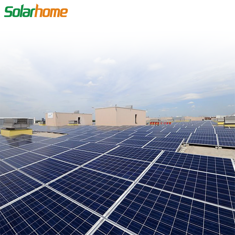 Solar Plant 500KW Solar System 500 KW PV Panels System Professional Solution