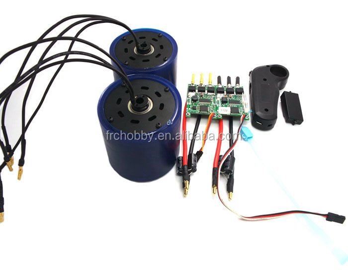 Free Shipping Hot Sale Dual 83mm Hub Motor Set for Electric Skateboard фото