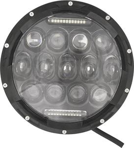 Emark 7 inch round led headlights sealed beam High/Low Beam Angel Eyes for Jeep/Wrangler/harley/davison