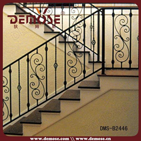 Hierro Barandillas Para Escaleras Interiores - Buy Product on ...