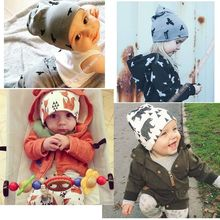 Fashion Chic Baby Infant Toddler Beanie Hat Warm Winter Kids Boys Girl Cap New