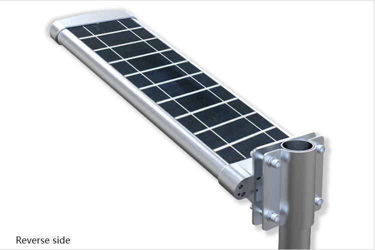 20w 30w 50w 100w Solar-led-straße Lampe Integrierten Straßenlaterne ...