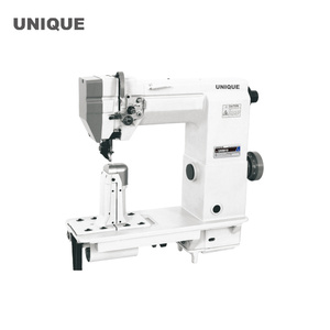 9910 9920 post bed roller feed sewing machine for shoes