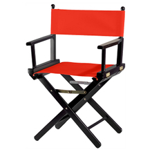 Factory High Quality Director Chair Black
