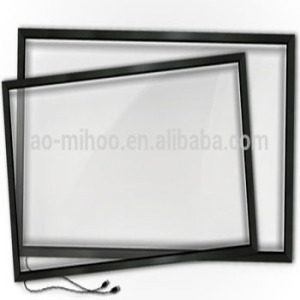 China factory price15.6''inch 10 points high brightness LCD IR touch screen panel for monitors