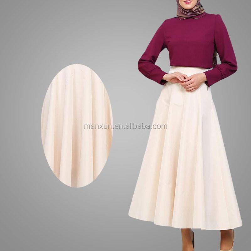 Islamique Longue Jupe Longue Muslimah En Mousseline De Soie Longueur Jupe Arabe Femmes Robe En Gros Vêtements Ethniques Musulman Abaya Musulmane Jupe