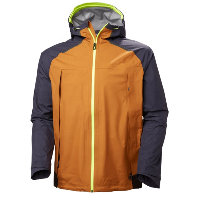 Men's Custom Windbreaker Jacket For Activity Polyester Waterproof Windproof Fashion Jacket