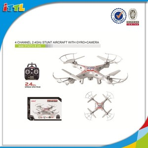 4 channel 2.4GHz ufo with Gyro camera LCD rc flying toys ufo