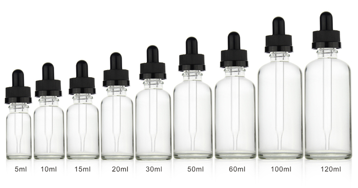 Frosted Glass Matte White Bottles 10ml Dropper Bottles with Screen Printed Logo