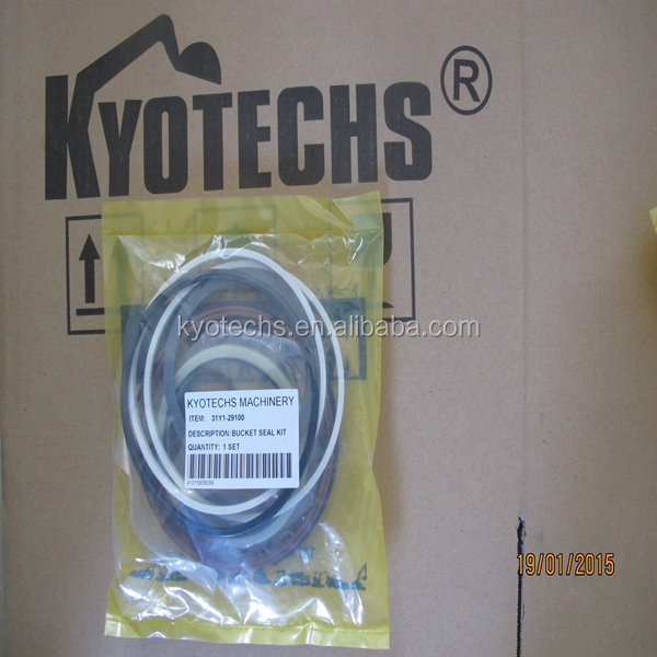 EXCAVATOR BUCKET SEAL KIT FOR 31Y1-29100 R220LC-9S