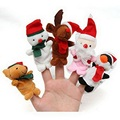 5PCS Set Finger Puppet Dolls Toys Story telling Props Tools Toy Model Babies Kids Children Toys