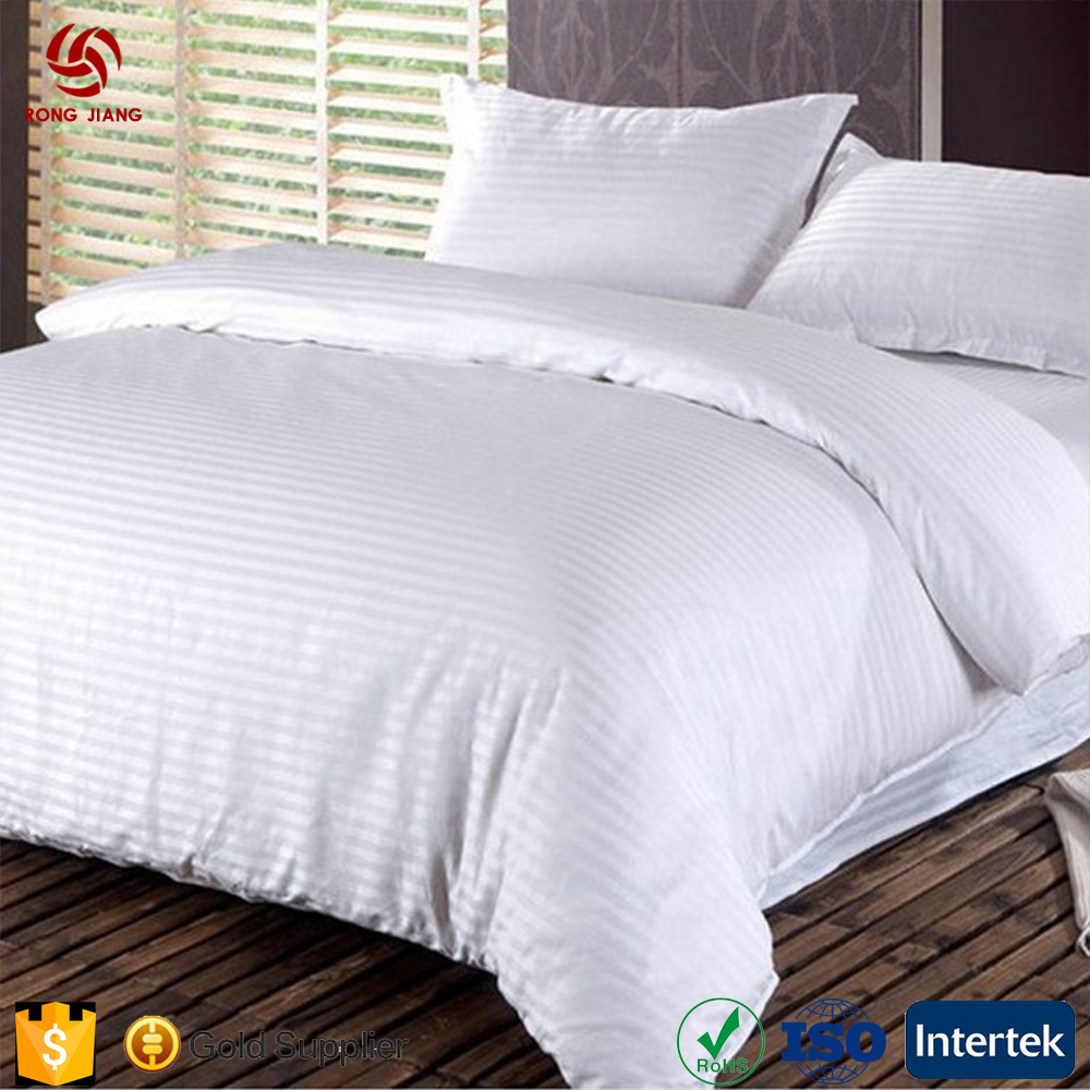 Wholesale hotel bed of five - star hotel high - grade pure 60 cotton