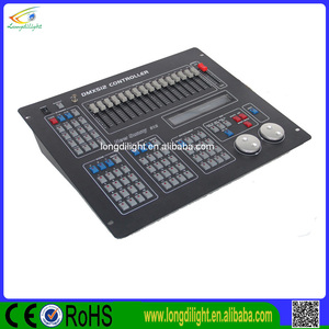 Sunny 512 DMX controller,scanner lighting console
