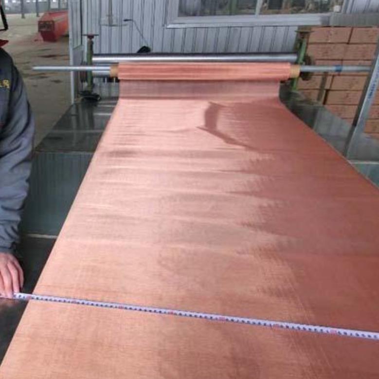 Pure copper fabric /copper infused fabric/ultra fine copper mesh