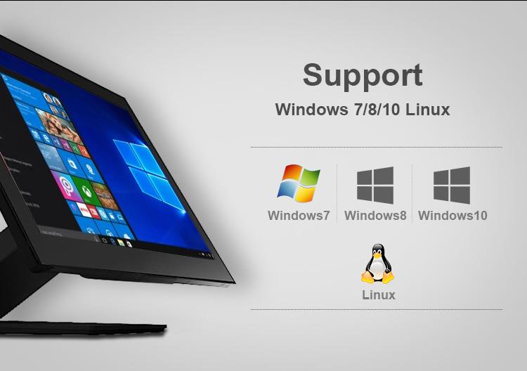 高品質工業4ギガバイトDDR3LインテルクアッドコアJ3160ファンレスWindows10ゲーミングミニpc