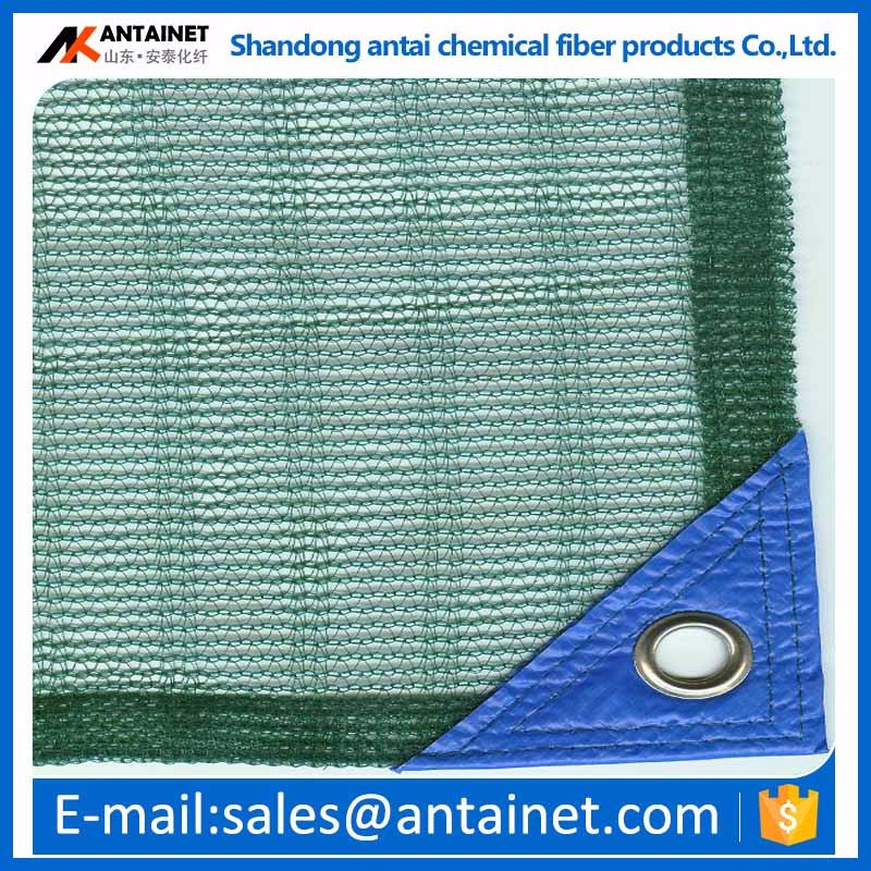 100% recycled HDPE green olive harvest net