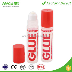 Factory price school office Clear crafts paper adhesive nontoxic water glue