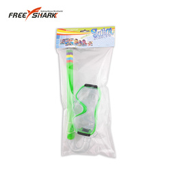 Brilliant Color Junior Diving Mask and Snorkel Diving Set