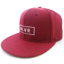 Acrylic Letters Snapback Hat 402ff6d94162