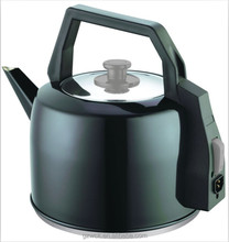 Cheap Stainless steel body electric Kettle with cord,OEM Service