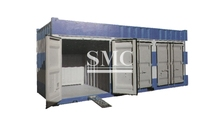 Container,insulated shipping container,refrigerated container parts