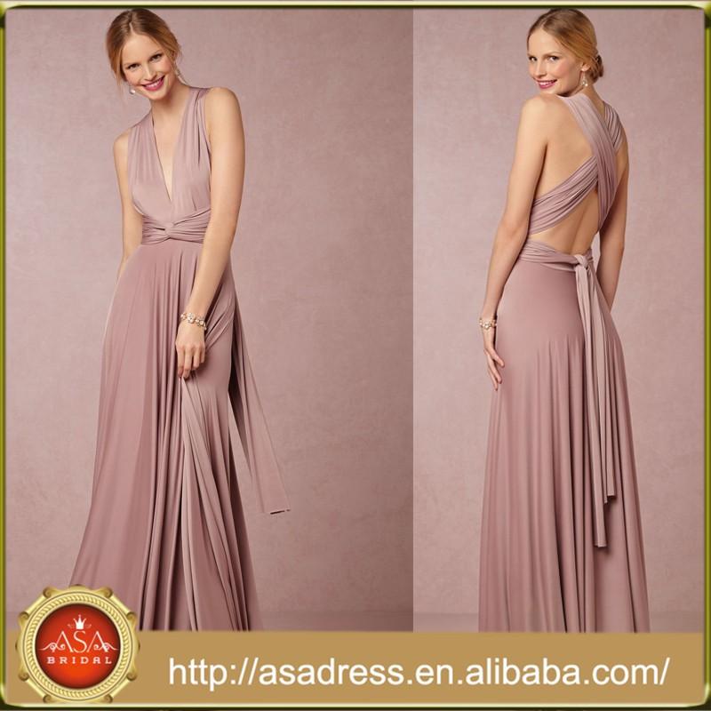 Catálogo de fabricantes de Vestidos De Dama De Honor Sexy de alta ...