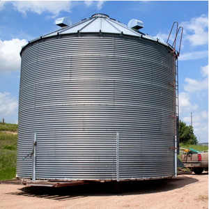 sugar storage silo tank also widely used in maize