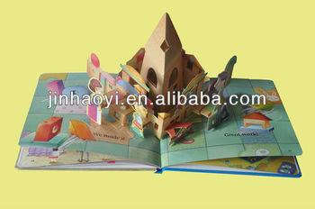 libros para ninos 3d