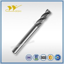 4 Flute Standard Length Square Tungsten Carbide End Mill for Stainless Steel Milling