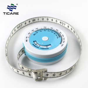 Customized Logo Custom Made BMI Calculator Measuring Tapes
