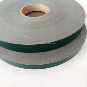 best grade low price 1.2 In *11 Yd 1/25 1mm Thick Double Sided PE Tape Many Sizes