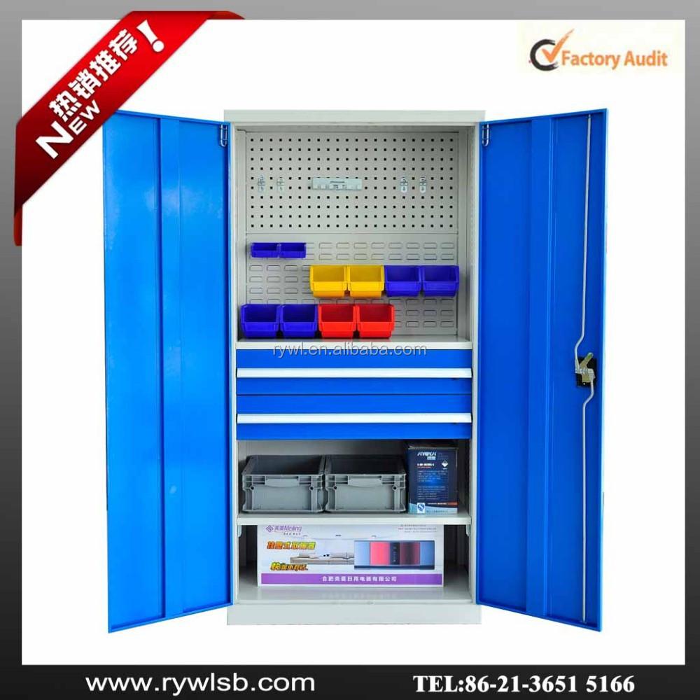 decoratieve metalen opbergkast locker/plastic opbergkast locker, Meubels Ideeën