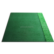 1.5*1.8m A+B golf swing mat, golf hitting mat, golf practice mat