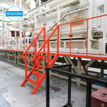 China Supplier Hollow Core Particle Board Production Line