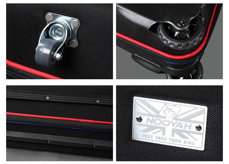 Cứng EVA xe đạp trường hợp vận chuyển xe đạp du lịch trường hợp đường túi du lịch núi xe đạp giao thông vận tải box túi bánh xe