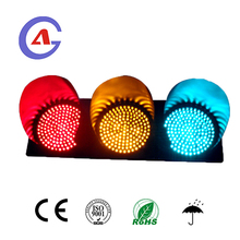 200mm Led Vehicle Directional Traffic Signal Light