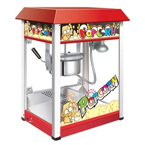 Automatic Commercial Popcorn Making Machine