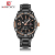 Naviforce 9117 relogio masculino men stainless steel quartz charm Luxury Watch