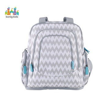 Fashion Double Shoulder Large capacity Mommy Diaper Bag Backpack
