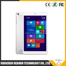 High quality 8 inch inter windows tablet pc / windows 8.1 tablet / windows8 tablet pc