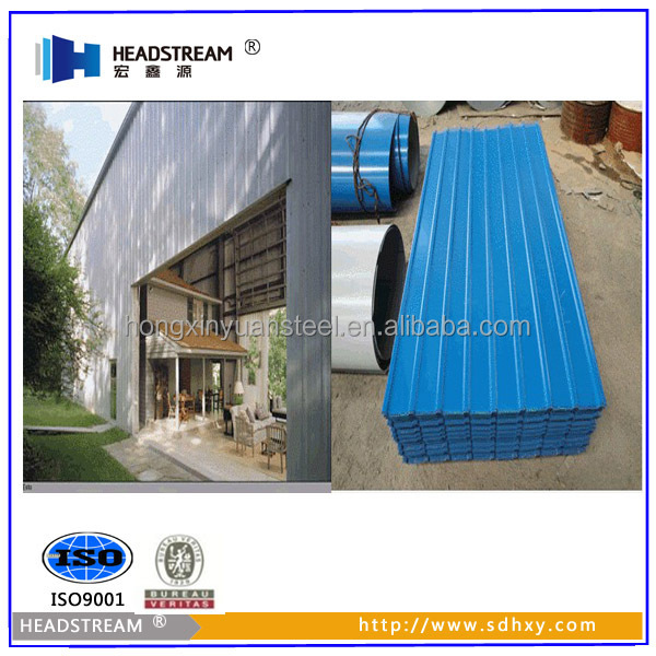 Corrugated Steel Roofing Sheet,Curved Metal Roof Plate for Building Material