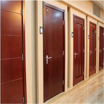 Luxury Modern Bedroom Main Door Wood Carving Design