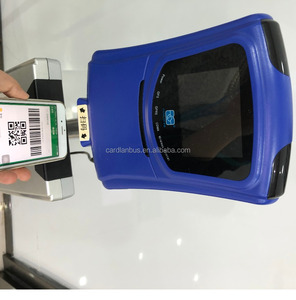 Mifare Card Reader POS/Tap Card Reader/RFID Reader Module for Passenger Ticket Payment on Bus